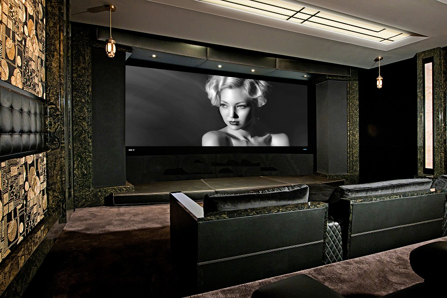 Choose The Right Projector for Your Home Theater