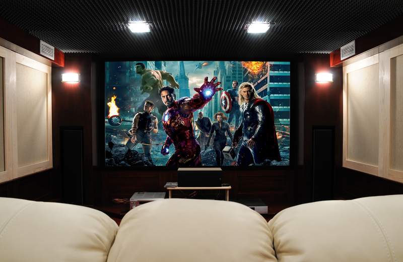 2 Reasons to Hire a Professional for Your Home Theater Design