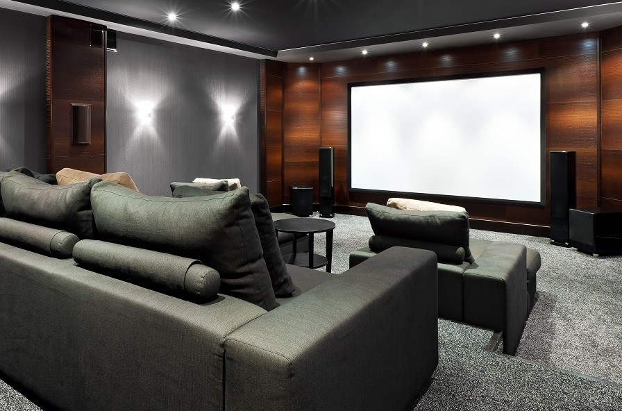 What Can You Watch in Your Home Theater?