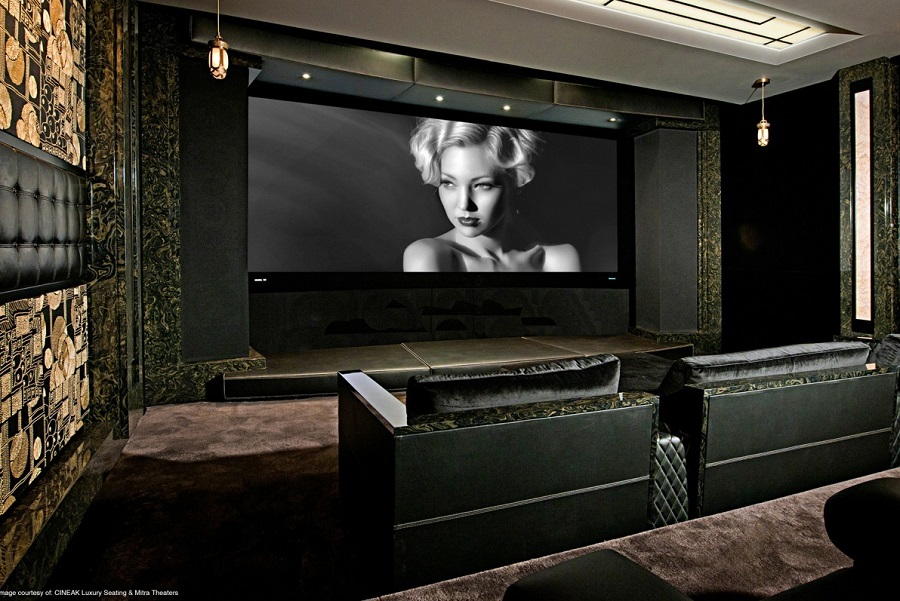 How to Find the Perfect Screen for Your Home Theater